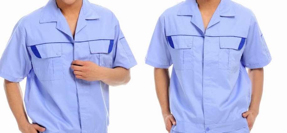 Xưởng may đồng phục công nhân giá rẻ