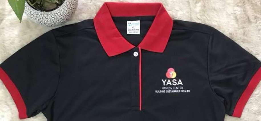 xưởng may đồng phục áo thun quảng cáo