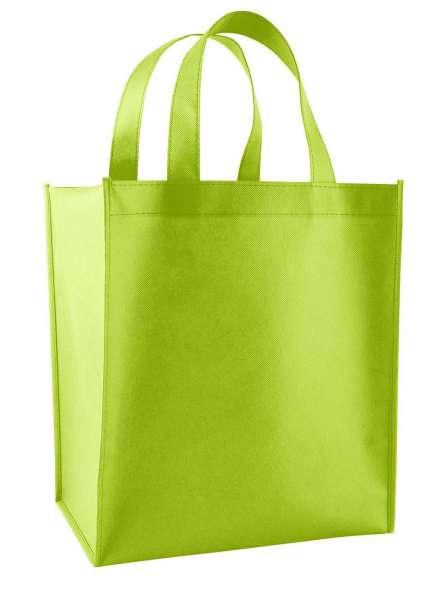 Túi vải không dệt màu xanh đọt chuối